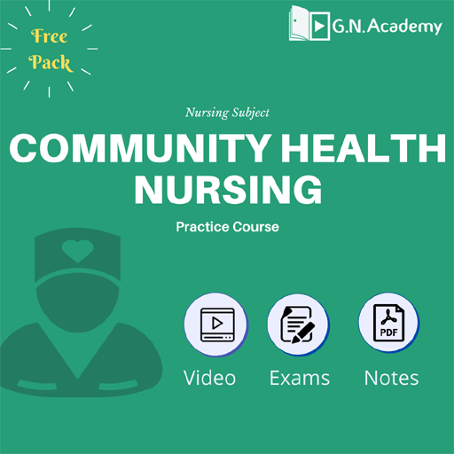 Community Health Nursing (Free Pack)